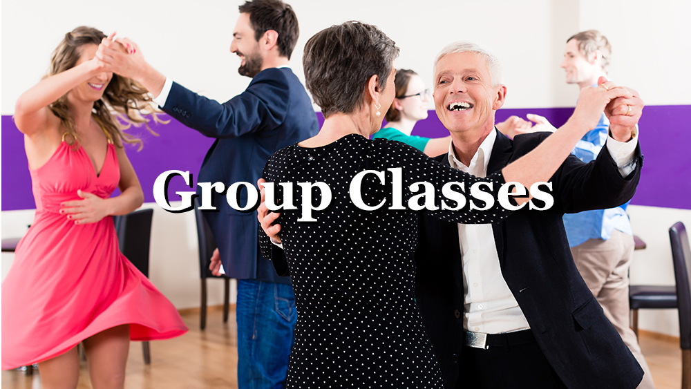 Palomar Ballroom Classes