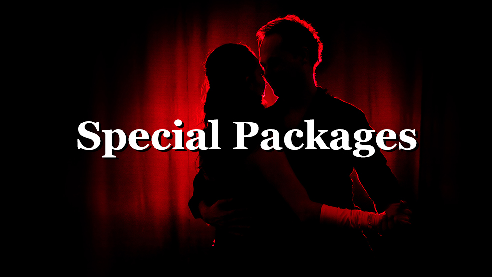 Palomar Ballroom Special Packages