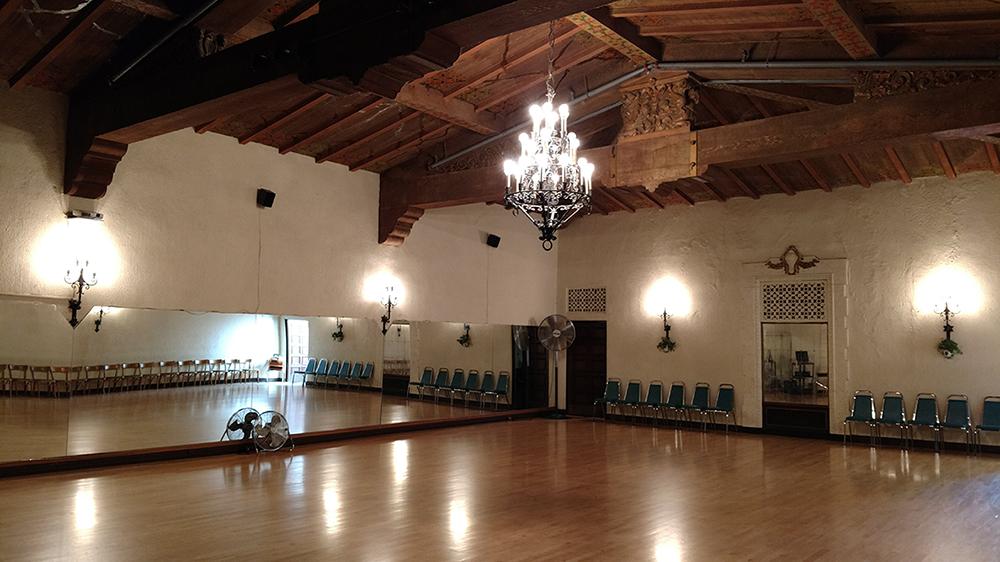 Palomar Ballroom Dance Santa Cruz